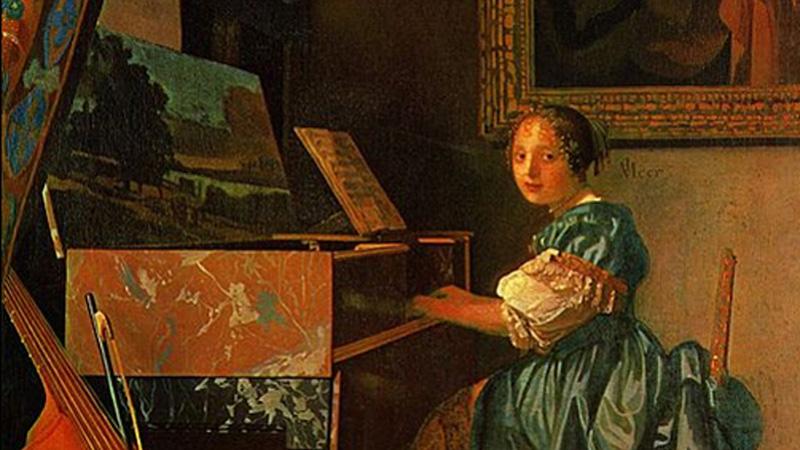 mostra di Vermeer a Roma